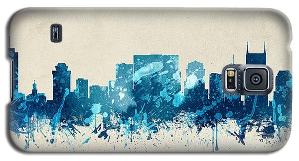Nashville Tennessee Skyline 20 Galaxy S5 Case by Aged Pixel