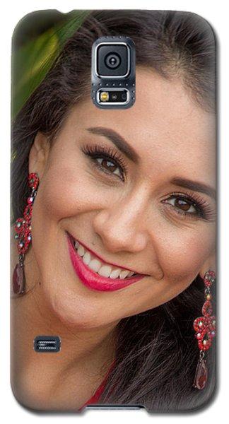 Natalie Galaxy S5 Case