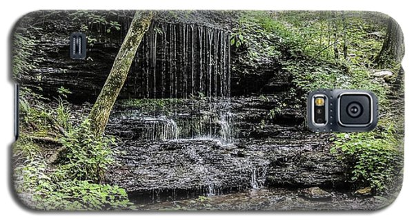 Natchez Trace Waterfall Galaxy S5 Case