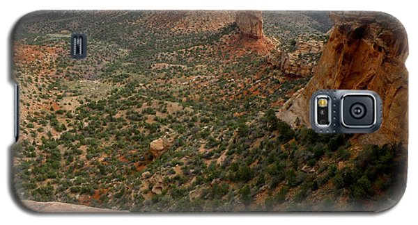 National Monument Colorado Galaxy S5 Case