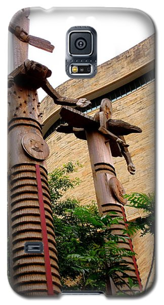 Smithsonian Museum Galaxy S5 Case - National Museum Of The American Indian 3 by Randall Weidner
