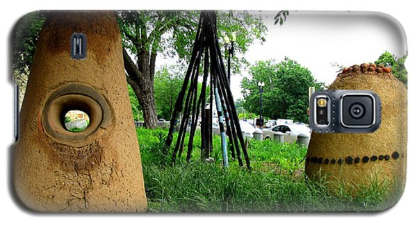 Smithsonian Museum Galaxy S5 Case - National Museum Of The American Indian 5 by Randall Weidner