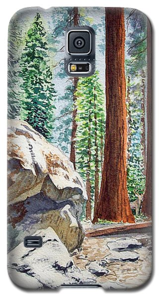 National Park Sequoia Galaxy S5 Case