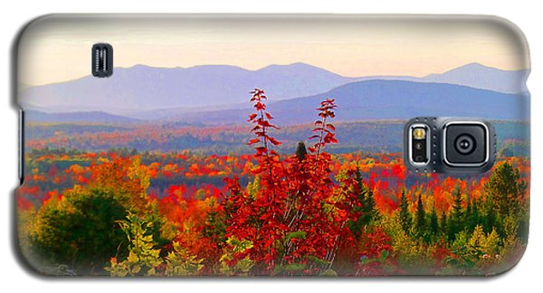 National Scenic Byway Galaxy S5 Case