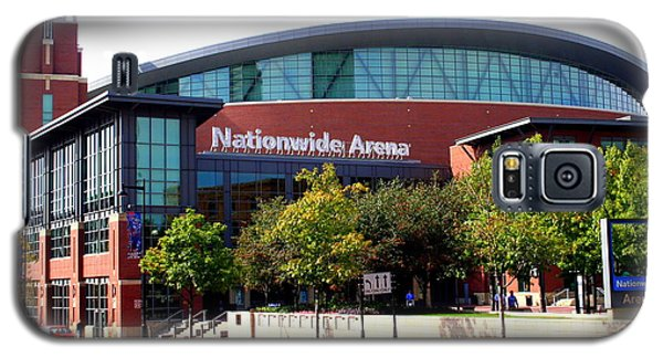Nationwide Arena Galaxy S5 Case by Laurel Talabere