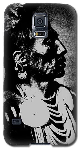 Native American 2 Curtis Galaxy S5 Case