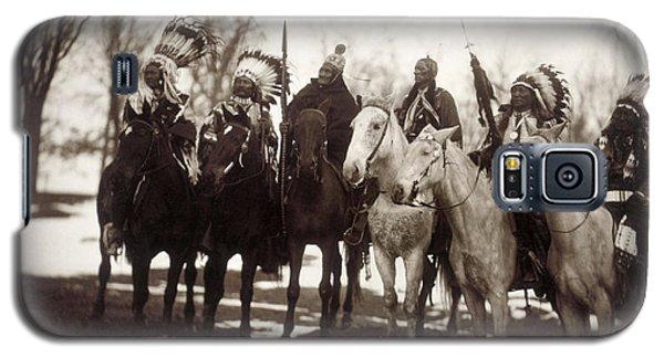 Native American Chiefs Galaxy S5 Case