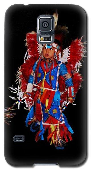 Native American Dancer Galaxy S5 Case