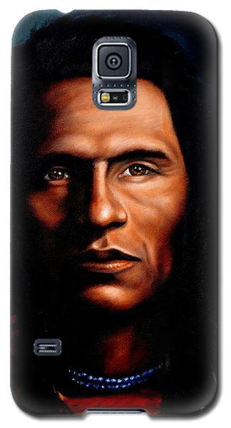 Native American Indian Soaring Eagle Galaxy S5 Case