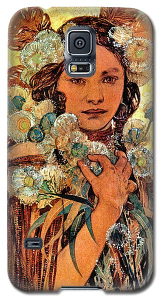 Native American Woman 1905 Galaxy S5 Case