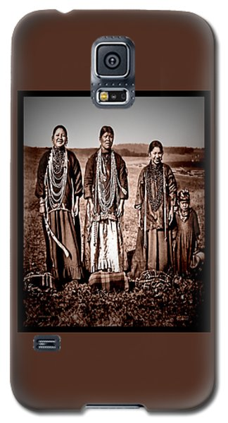 Native Pride Galaxy S5 Case