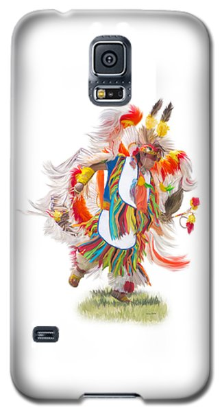 Native Rhythm Galaxy S5 Case