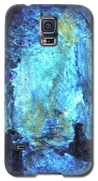 Nativity Galaxy S5 Case by Mary Sullivan