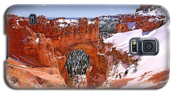 Natural Bridge. Bryce Canyon Galaxy S5 Case