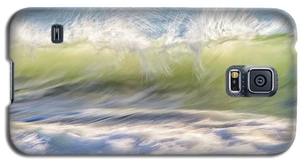 Galaxy S5 Case featuring the photograph Natural Chaos, Quinns Beach by Dave Catley