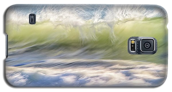 Natural Chaos, Quinns Beach Galaxy S5 Case by Dave Catley