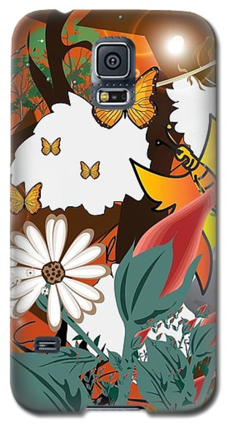 Natural Color Life Galaxy S5 Case