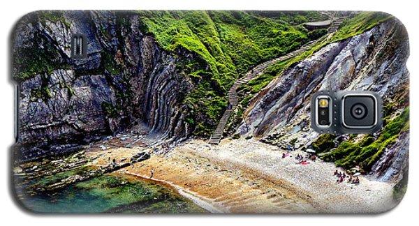 Natural Cove Galaxy S5 Case