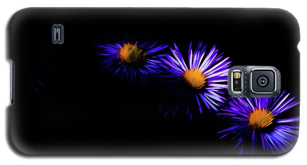 Natural Fireworks Galaxy S5 Case