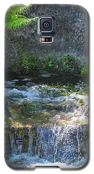 Natural Spa Zone Galaxy S5 Case
