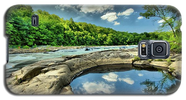 Natural Swimming Pool Galaxy S5 Case
