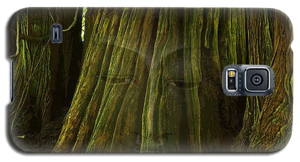 Nature Buddha Galaxy S5 Case