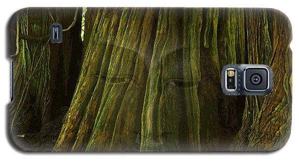 Nature Buddha Galaxy S5 Case