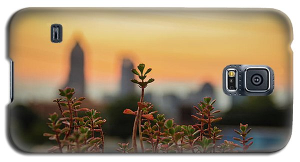 Nature In The City Galaxy S5 Case