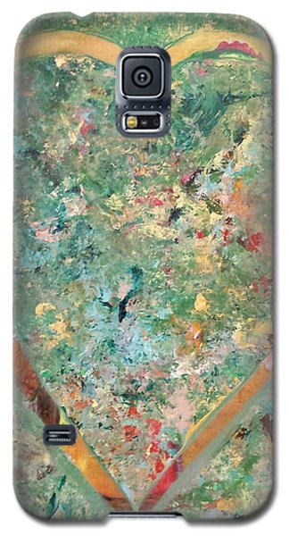 Nature Lover Galaxy S5 Case by Diana Bursztein