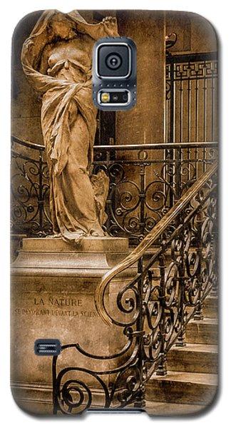 Paris, France - Nature Galaxy S5 Case