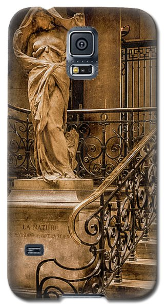 Paris, France - Nature Galaxy S5 Case