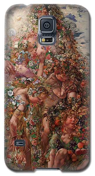 Nature Or Abundance Galaxy S5 Case