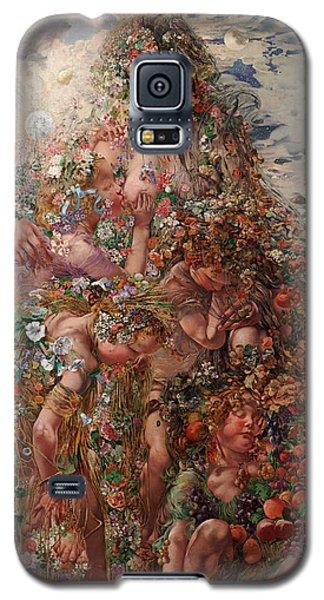 Nature Or Abundance Galaxy S5 Case