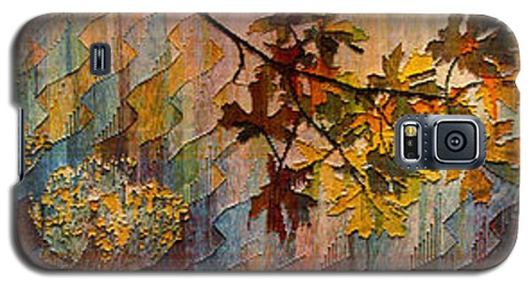 Galaxy S5 Case featuring the photograph Nature Tapestry 1997 by Padre Art
