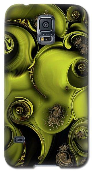 Nature Vs Work Galaxy S5 Case