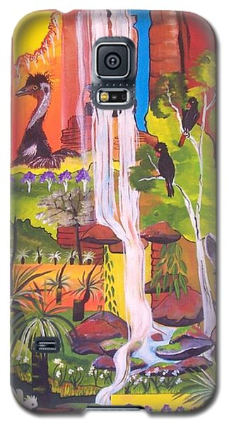 Nature Windows Galaxy S5 Case by Lyn Olsen
