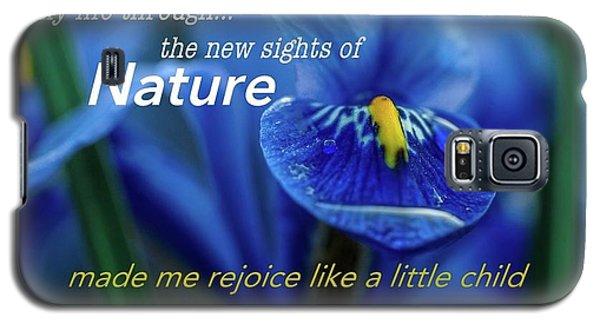 Nature208 Galaxy S5 Case