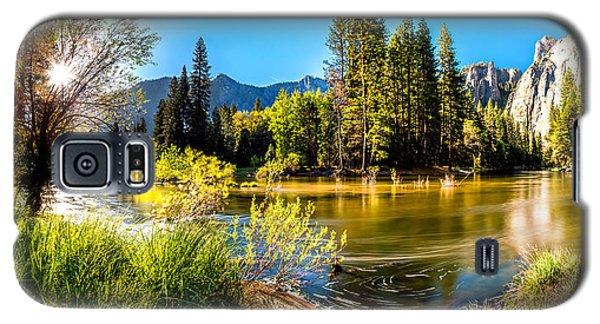 Yosemite National Park Galaxy S5 Case - Nature's Awakening by Az Jackson