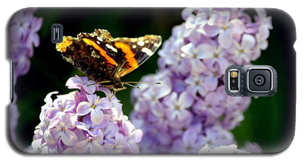 Nature's Beauty Galaxy S5 Case by Clarice  Lakota