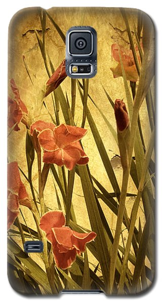 Nature's Chaos In Spring Galaxy S5 Case