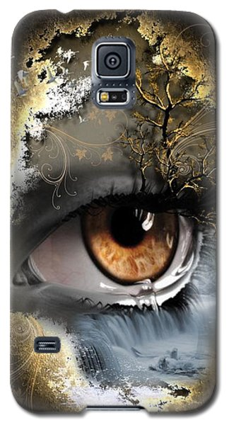 Natures Eye Galaxy S5 Case