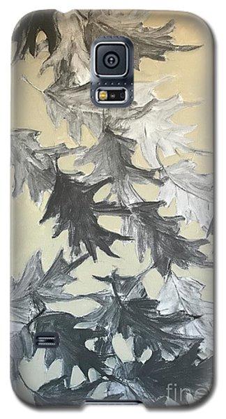 Natures Fallen Trash Galaxy S5 Case