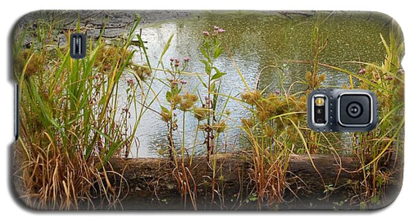 Natures Flower Pot Galaxy S5 Case