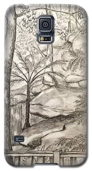 Nature's Gifts Galaxy S5 Case