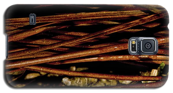 Nature's Lattice Galaxy S5 Case
