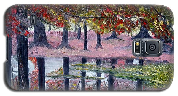 Natures Painting Galaxy S5 Case