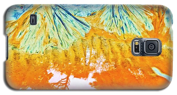Natures Sand Art Galaxy S5 Case