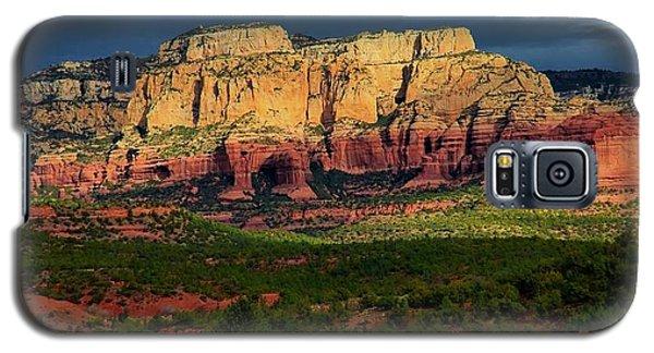 Nature's Spotlight, Sedona, Arizona Galaxy S5 Case