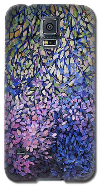 Natures Stain Glass Symphony Galaxy S5 Case