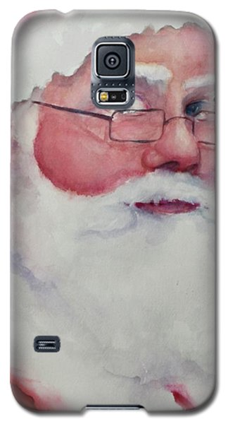 Naughty Or Nice ? Santa 2016 Galaxy S5 Case